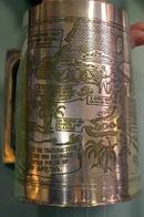 WWII Mug North Africa Campaign