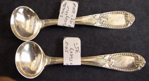 Coin master salt spoon