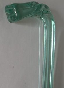 Glass Whimsy Cane