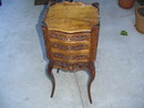 French Provincial Oak Nightstand