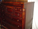 Scottish  Mahognay Gentelman Chest
