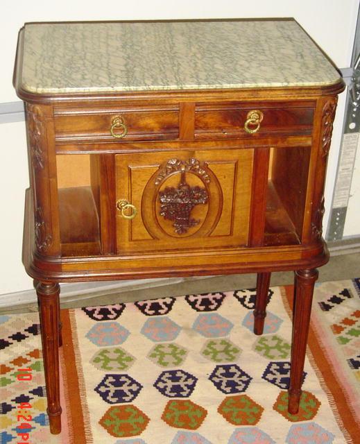 Louis XVI Bedside Table