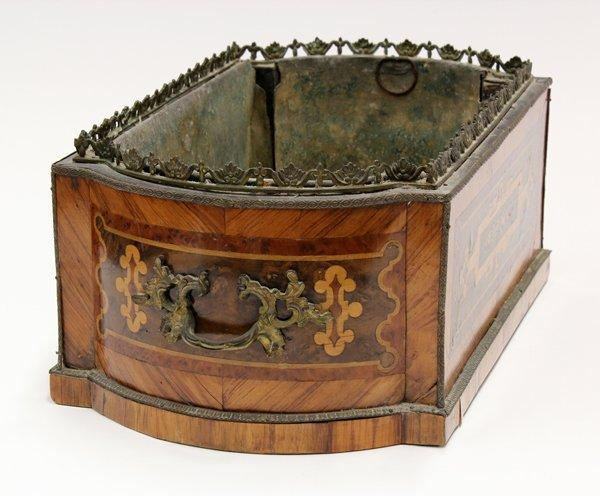 French marquetry planter