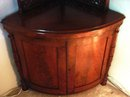Rococo Corner Cabinet