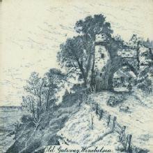 English Picture Tile Minton