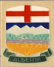Westraven Tile  Flag of Alberta