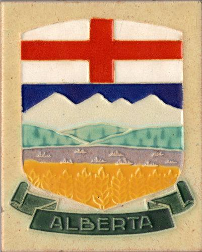 Westraven Tile  Flag of Alberta