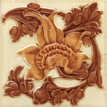 Art Nouveau Tile   sale $125.00
