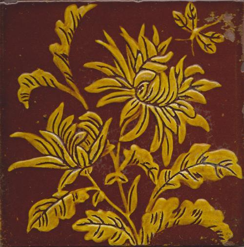 Sherwin & Cotton Barbotine Tile