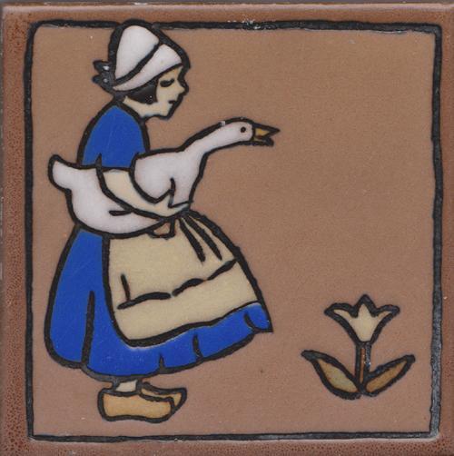 Mosaic Tile Nursery
