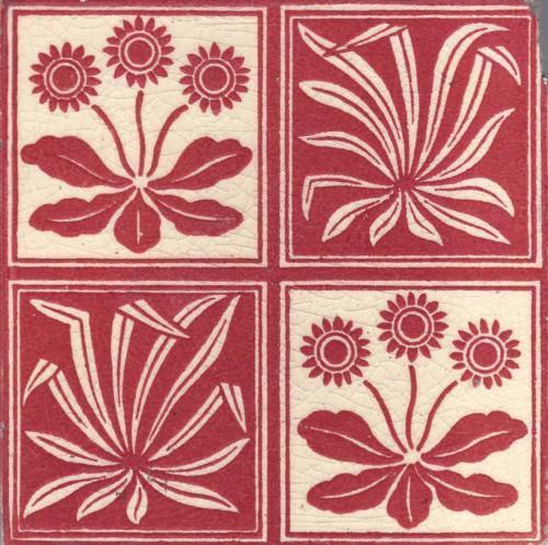 English Transfer Tile