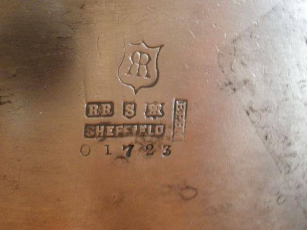 Sheffield Silver Plate 12