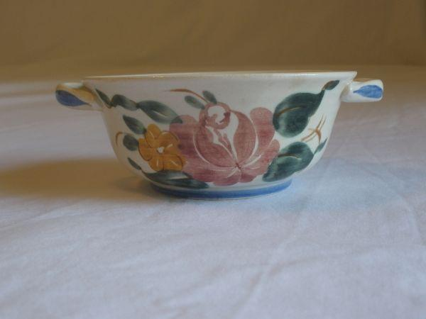RedWing Pottery Soup Bowl