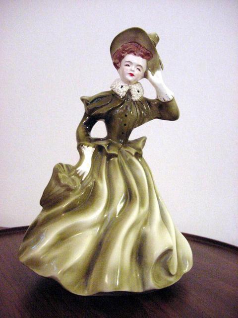 Florence, Jeannette Figure