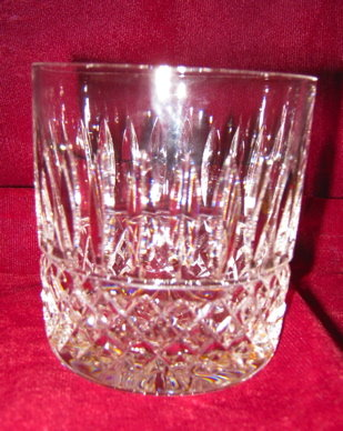 Waterford MAEVE Old FASHIONED - On the Rocks TUMBLER