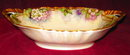 HAVILAND Limoges LARGE Oval Bowl - HAND PAINTED -