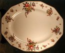 Royal Doulton Old Leeds Sprays Platter 16 inch