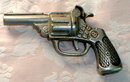 BULLDOG Cap TOY Gun VINTAGE Cast Iron
