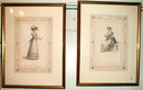 ACKERMANNs Fashion PRINTS (4) - early 1800s