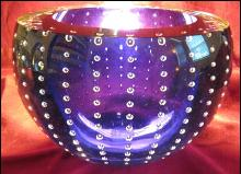 Leon Applebaum Controlled Bubble Bowl