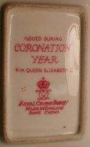 Queen ELIZABETH Coronation SOUVENIRS -3 Items-