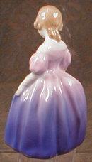 ROYAL Doulton MARIE HN 1370 Figurine