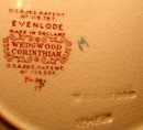WEDGWOOD Corinthian EVENLODE Plates -Eight (8)-