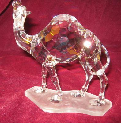 SWAROVSKI Camel African Wildlife Series - Retired -