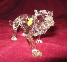 SWAROVSKI Leopard Endangered African Wildlife Series - Retired -