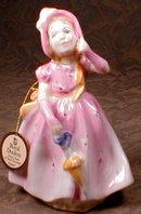 Royal DOULTON Babie Figurine - HN 2121 -
