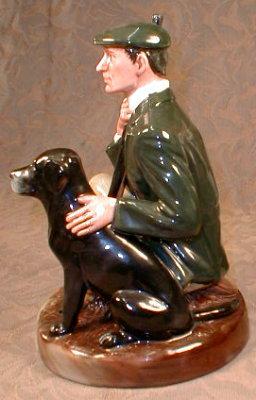 Doulton GAMEKEEPER Figurine HN 2879 - 1983 -