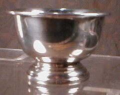 Revere STERLING Bowl by PREISNER - Miniature