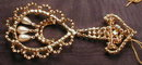 HUGE Pin with DANGLES - Very LARGE - Vintage -