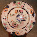 MASONS Ironstone IMARI Plate HP - ANTIQUE