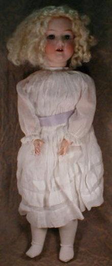 KOPPELSDORF #302-8 Doll 28 inches -ANTIQUE-