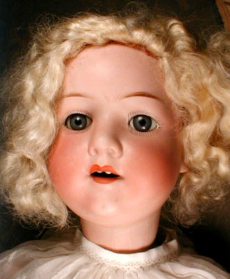 KOPPELSDORF #302-8 Doll 28 inches -ANTIQUE-