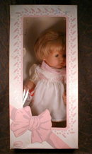 GOTZ Baby DOLL  - Germany - Vintage BOXED -