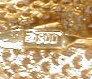 SILVER Filigree WHALE Pin GOLD Wash .800 Enamel