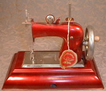 CASIGE Sewing Machine #1650 Box - GERMANY -