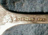 Whiting KING ALBERT Ice CREAM Forks 6 -STERLING