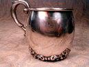 STERLING Silver Mug - Hartford Co. - ANTIQUE -