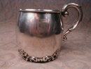 STERLING Silver Mug - Hartford Co. - ANTIQUE -