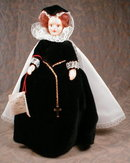 Peggy NISBET Mary QUEEN of SCOTS Doll SCOTLAND-