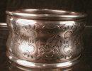 GERMAN Silver NAPKIN Ring ALPACA Berndorf