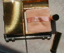 Volupte All-in-ONE Compact UNUSED Purse CLUTCH-