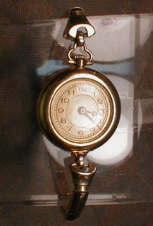 Welta 14k Wristwatch 15 J Swiss - ANTIQUE -