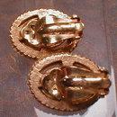 PASTELLi Earrings VINTAGE Gold FILIGREE