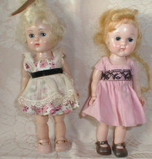 VOGUE Ginny DOLLS (2) Vintage