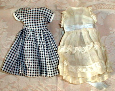 VOGUE Jill DOLL Original shoes and clothes VINTAGE