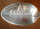 WYOMING Souvenir SPOON Towle - STERLING -